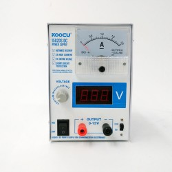 Koocu 1502DS DC Power Supply