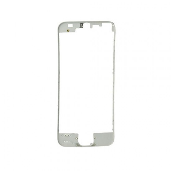 iPhone 5S Front Supporting Frame With Hot Glue - White