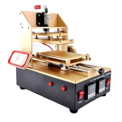 5 in 1 Machine ( Bezel Middle Frame Separator Machine+Frame Laminator +Vacuum LCD Separator+Glue Remover+Pre-heater )