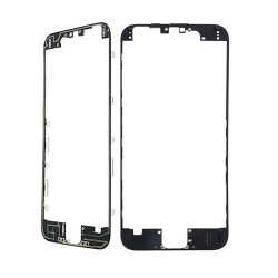 iPhone 6 Front Supporting Frame With Hot Glue - Black