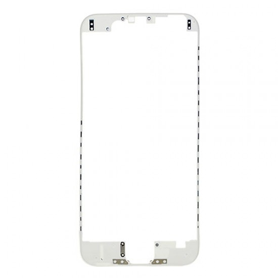 iPhone 6 Plus Front Supporting Frame With Hot Glue - White