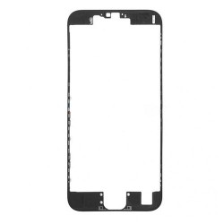 iPhone 6s Front Supporting Frame With Hot Glue - Black