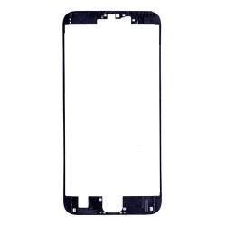 iPhone 6s Plus Front Supporting Frame With Hot Glue - Black