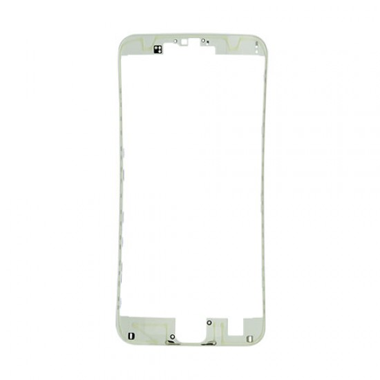 iPhone 6s Plus Front Supporting Frame With Hot Glue - White