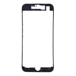 iPhone 7 Front Supporting Frame With Hot Glue - Black