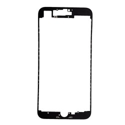 iPhone 7 Plus Front Supporting Frame With Hot Glue - Black