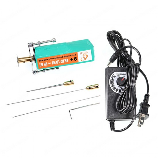 9+ Ample Power Cutting And Glue Remover Machine