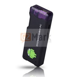 Android 4.0.4 Mini PC Wifi TV BOX