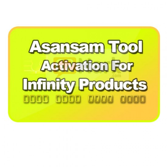 AsanSam Box Software Activation For Infinity Products