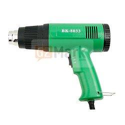 BAKU High Performance Electronic Heat Gun BK-8033 (220V - 1600W)