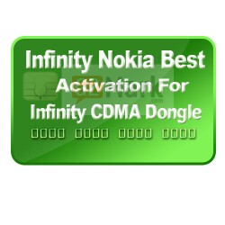 Nokia Best Activation For Infinity CDMA Dongle