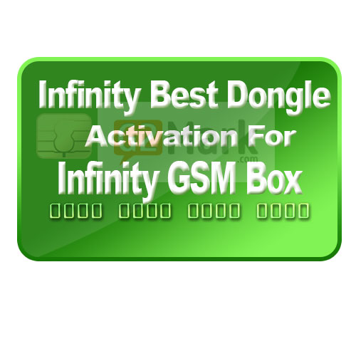Nokia Best Activation For Infinity GSM Box / Dongle