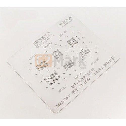 BGA eMMC IC Reballing Stencil Plate