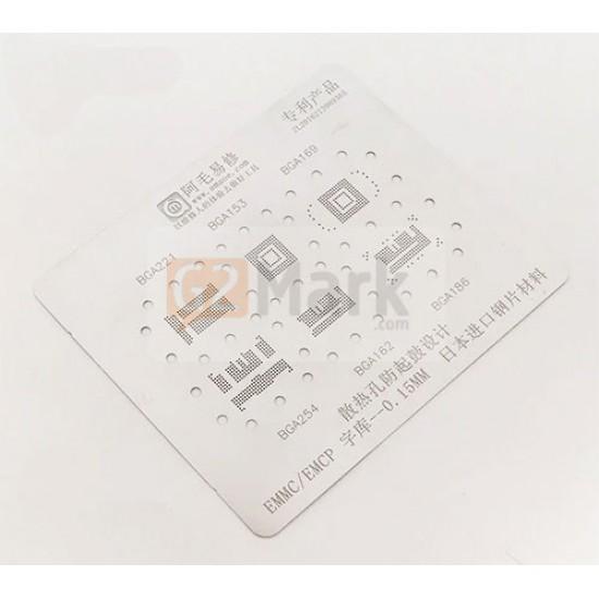 0.12MM Stencils Plates For EMMC/EMCP/UFS