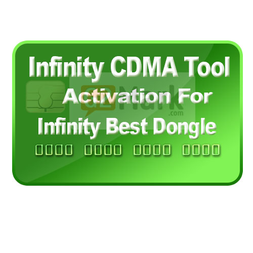 Infinity CDMA Activation For Infinity Best Dongle