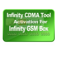 Infinity CDMA Activation For Infinity GSM Box / Dongle