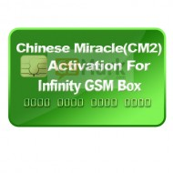 Infinity-Box 1 Year Updates/Support Period Activation, Chinese Miracle-2 (CM2) Included
