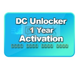 DC Unlocker Activation ( 1 Year Support )