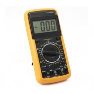 DT9205A Digital Multimeter with LCD Screen Display