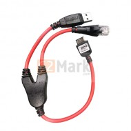 E210 Combo USB + RJ45 Cable For Z3X / Octopus By GPG