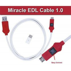 Miracle EDL Cable With Type C Connector