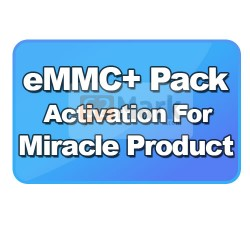 Miracle eMMC+ Activation For Miracle Product ( 1 Year )