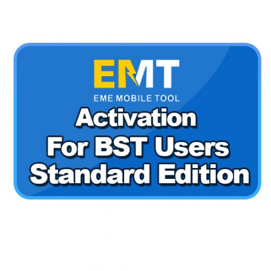 EME Mobile Tool ( EMT ) Standard Edition For BST Users