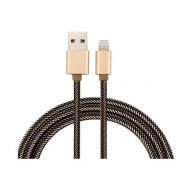 EMY 448 USB Cable For  Iphone Data + SYNC ( 2 Meter )
