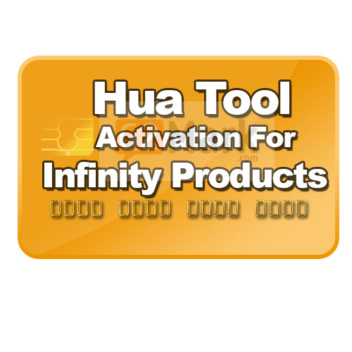 Hua Tool Activation For Infinity Products