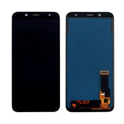 LCD With Touch Screen For Samsung J8 - Black