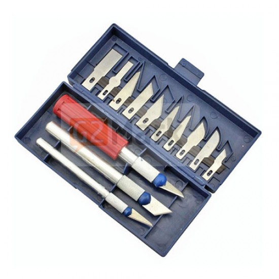 13 In 1 Precision Knife Set