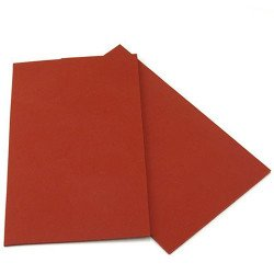Laminate Red Mat 12.5 Inch ( 0.8mm Thick )