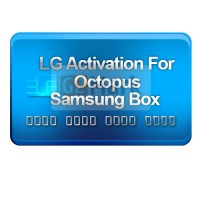 LG Activation For Octopus Samsung Box