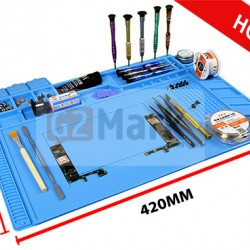 Magnetic Maintenance Mat For Repairing