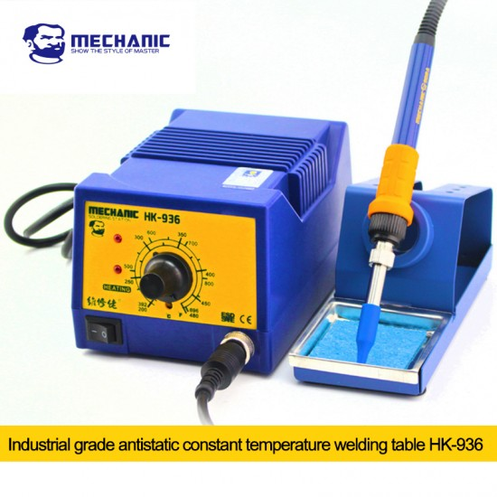 Mechanic Soldering Iron Station HK-936