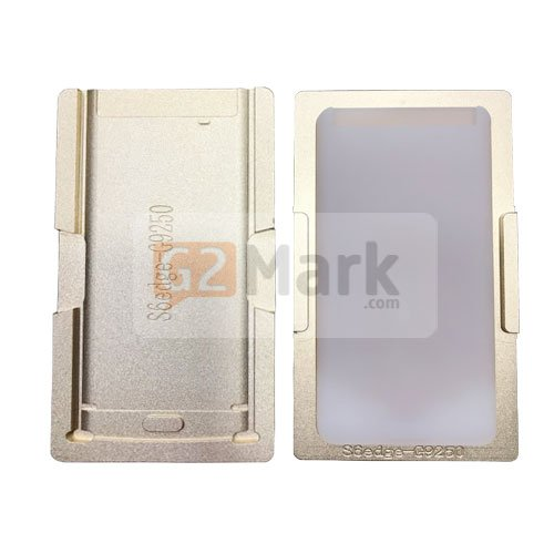 Alignment Mold And Laminate Heat Plate For Samsung S6 Edge