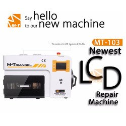 M-Triangel (MT-103) LCD Laminating With Edge Support Mold & Bubble Remover Machine