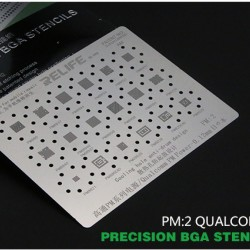 0.12MM Stencils Plates For Qualcomm PM Power (PM2)