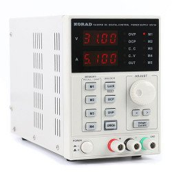 KORAD Programmable DC Power Supply KA3005D ( 30V ~ 5A )