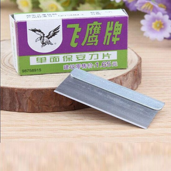 Camellia Safety Razor Blade ( 100pcs Set )