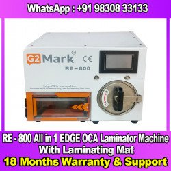 G2MARK RE-800 All In 1 EDGE OCA Laminator Machine
