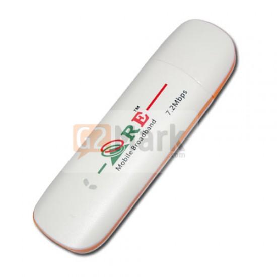 3G HSDPA Modem 7.2Mbps