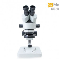G2Mark RE-106 7X-45X Trinocular Stereo Microscope With Camera Option With LED Adjustable Light Exclusive Quality