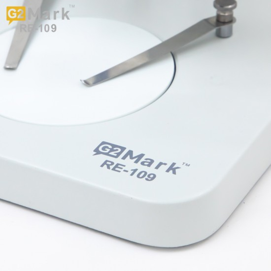 G2Mark RE-109 7X-45X Trinocular Stereo Microscope With 20MP-1080P HDMI Camera With UV Light & Adjustable LED Light Exclusive Quality