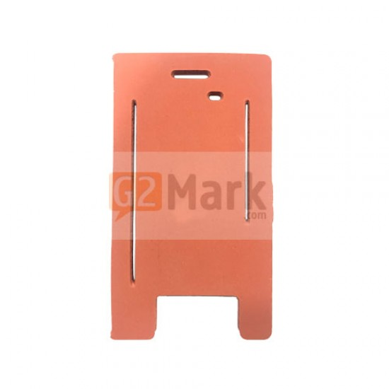 Laminating Red Mat Mold for Glass lens with frame For iPhone  5 / 5S / 5C