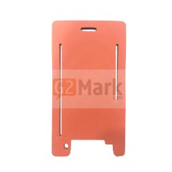Laminating Red Mat Mold for Glass lens with frame For iPhone  6 / 6S