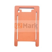 Laminating Red Mat Mold for Glass lens with frame For iPhone 8
