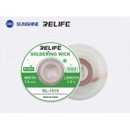 RELIFE RL-1515 Soldering Wick