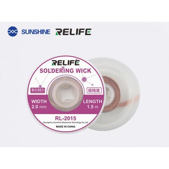 RELIFE RL-2015 Soldering Wick
