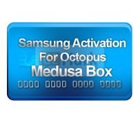 Octopus Samsung Activation for Medusa PRO / Medusa Box